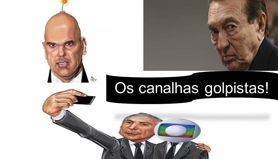 Os canalhas